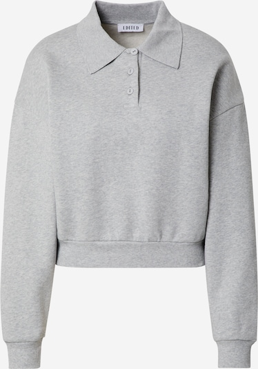 EDITED Sweatshirt 'Mae' in Grey / mottled grey, Item view