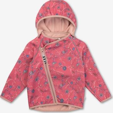 Racoon Outdoor Performance Jacket 'Jade' in Pink