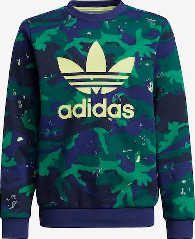 ADIDAS ORIGINALS Sweatshirt in blau / mischfarben, Produktansicht