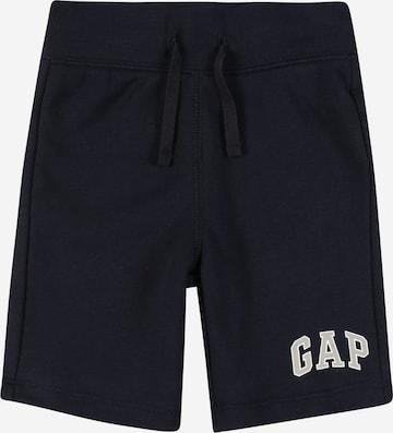 GAP Trousers in Blue