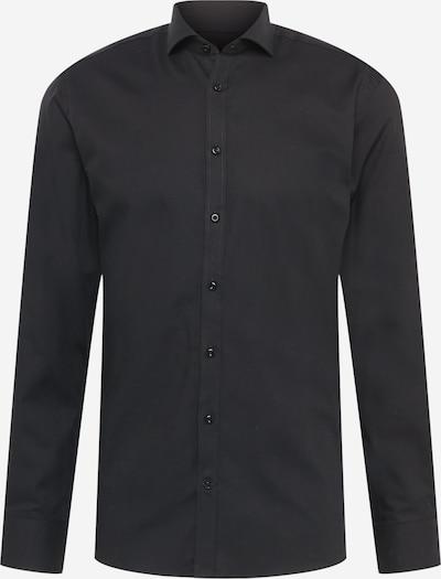 Bruun & Stengade Skjorta i svart, Produktvy