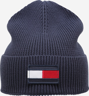 TOMMY HILFIGER Mütze in Blau