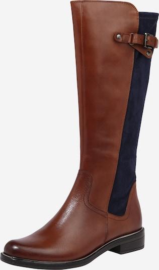 CAPRICE Stiefel in cognac, Produktansicht