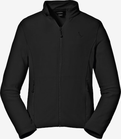 Schöffel Fleecejacke 'Cincinnati 2' in schwarz, Produktansicht