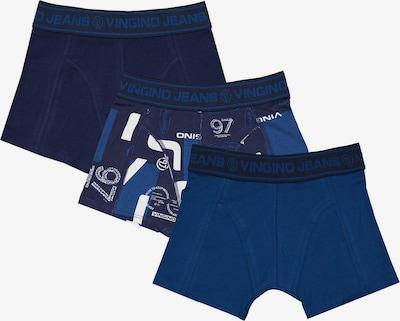 VINGINO Underpants in Night blue / Dark blue / White, Item view