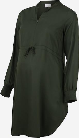 MAMALICIOUS Kleid 'ZION' in dunkelgrün, Produktansicht