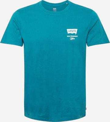 LEVI'S T-shirt i blå