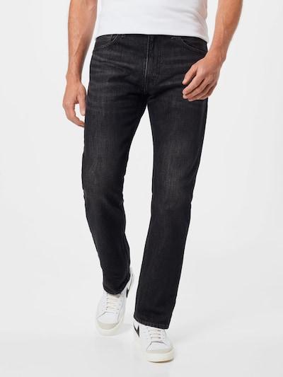 LEVI'S Jeans i black denim, Modelvisning