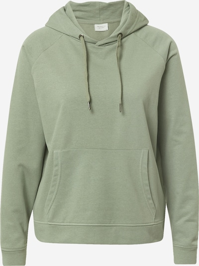 JACQUELINE de YONG Sweatshirt 'Rikke' in grün, Produktansicht