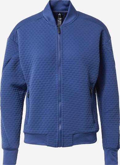ADIDAS PERFORMANCE Functionele fleece jas in de kleur Duifblauw, Productweergave
