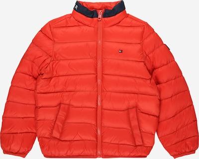 TOMMY HILFIGER Jacke in nachtblau / orangerot, Produktansicht