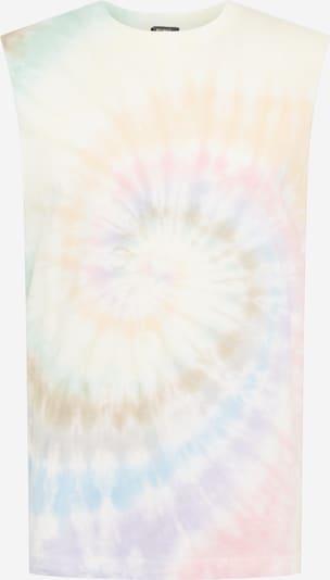 Abercrombie & Fitch Tričko - světlemodrá / světle fialová / broskvová / růžová / bílá, Produkt