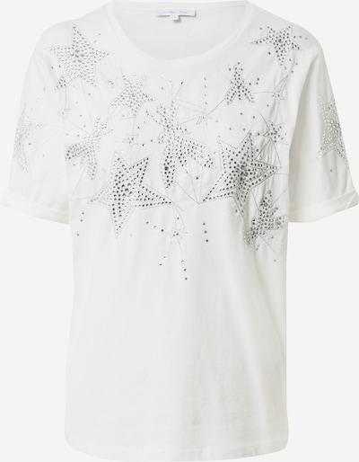 ezüst / fehér PATRIZIA PEPE Póló 'MAGLIA', Termék nézet