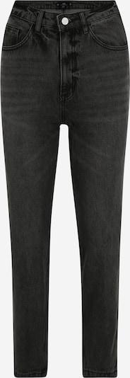 Missguided (Petite) Jean en noir denim, Vue avec produit
