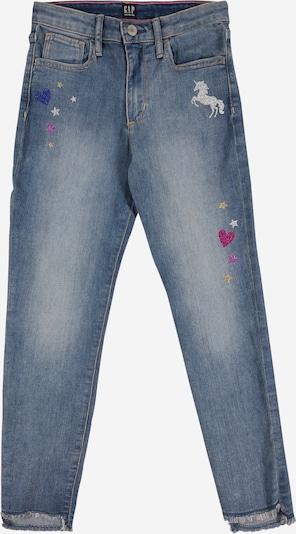 GAP Jeans in blue denim / mischfarben, Produktansicht