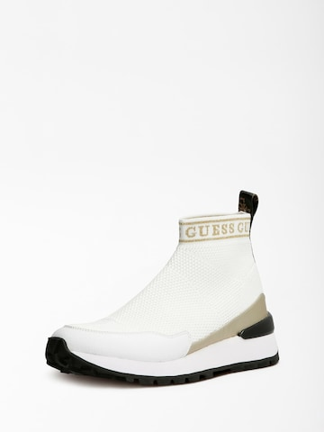 GUESS Slip-Ons in White