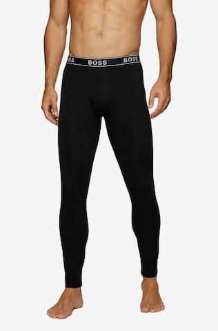 BOSS Pitkät alushousut 'John' värissä musta