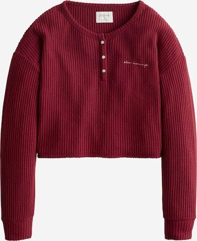 HOLLISTER Shirt in blutrot, Produktansicht
