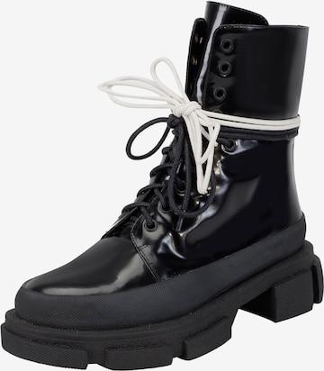 Ekonika Boots in Black