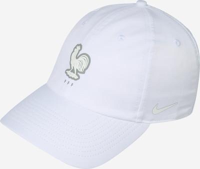 Șapcă sport 'Heritage 86' NIKE pe bej / gri-bej / alb, Vizualizare produs