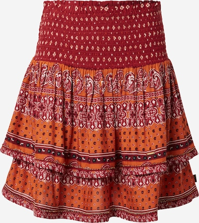 Superdry Spódnica w kolorze jasnobrązowy / mieszane kolorym, Podgląd produktu