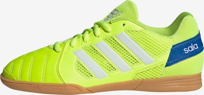 ADIDAS PERFORMANCE Sportschoen 'Top Sala' in de kleur Blauw / Neongeel / Wit, Productweergave
