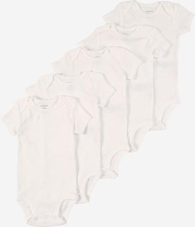 Carter's Body in weiß, Produktansicht