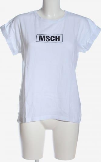 MSCH Copenhagen T-Shirt in S in weiß, Produktansicht