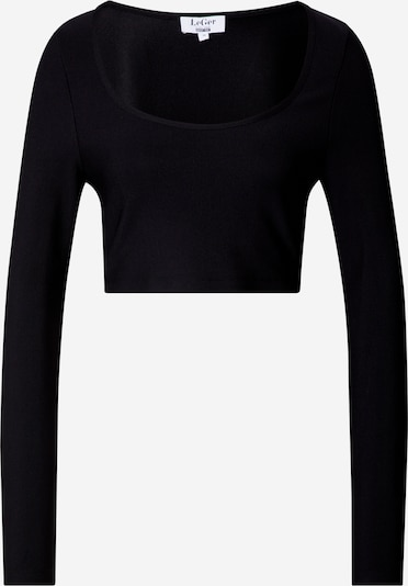 LeGer by Lena Gercke Shirt 'Suzi' in Black, Item view
