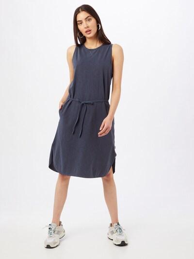 Marc O'Polo DENIM Kleid in dunkelgrau, Modelansicht