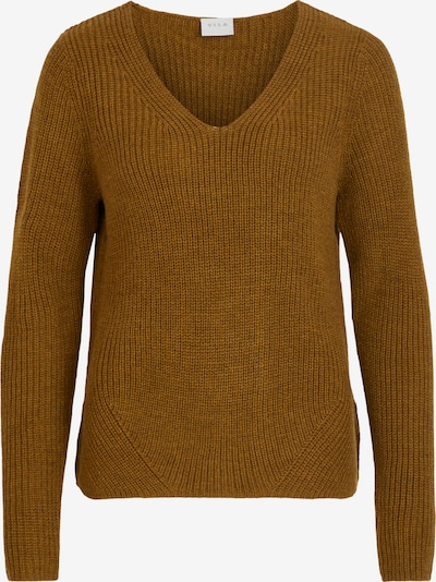VILA Sweater 'Oktavi' in brown, Item view
