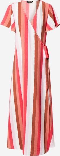 Colourful Rebel Haljina 'Ava' u boja vina / svijetlocrvena / bijela, Pregled proizvoda