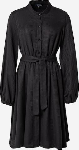 KAN Shirt dress 'TITANIUM' in Black