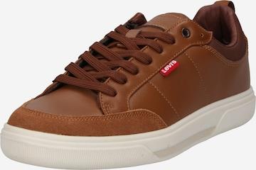 LEVI'S Sneaker 'CAST' in Braun