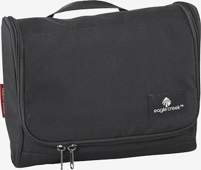 EAGLE CREEK Toilettas 'Pack-It Original' in de kleur Zwart / Wit, Productweergave