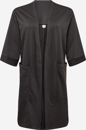fekete Urban Classics Curvy Oversize dzseki, Termék nézet