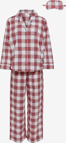 ONLY Pyjama 'Ellie' in Rot