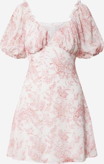 Missguided Kjoler i rosa / hvit, Produktvisning