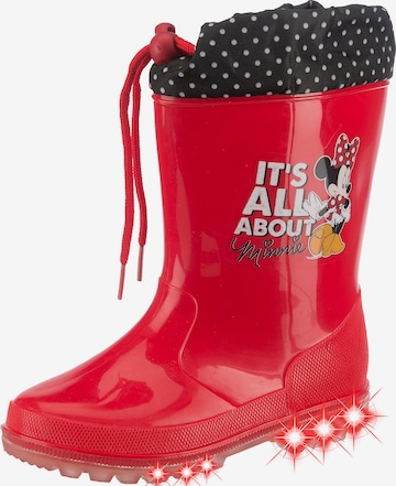 Disney Minnie Mouse Schuh in Rot