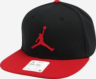 Jordan Casquette 'Pro Jumpman' en rouge / noir, Vue avec produit