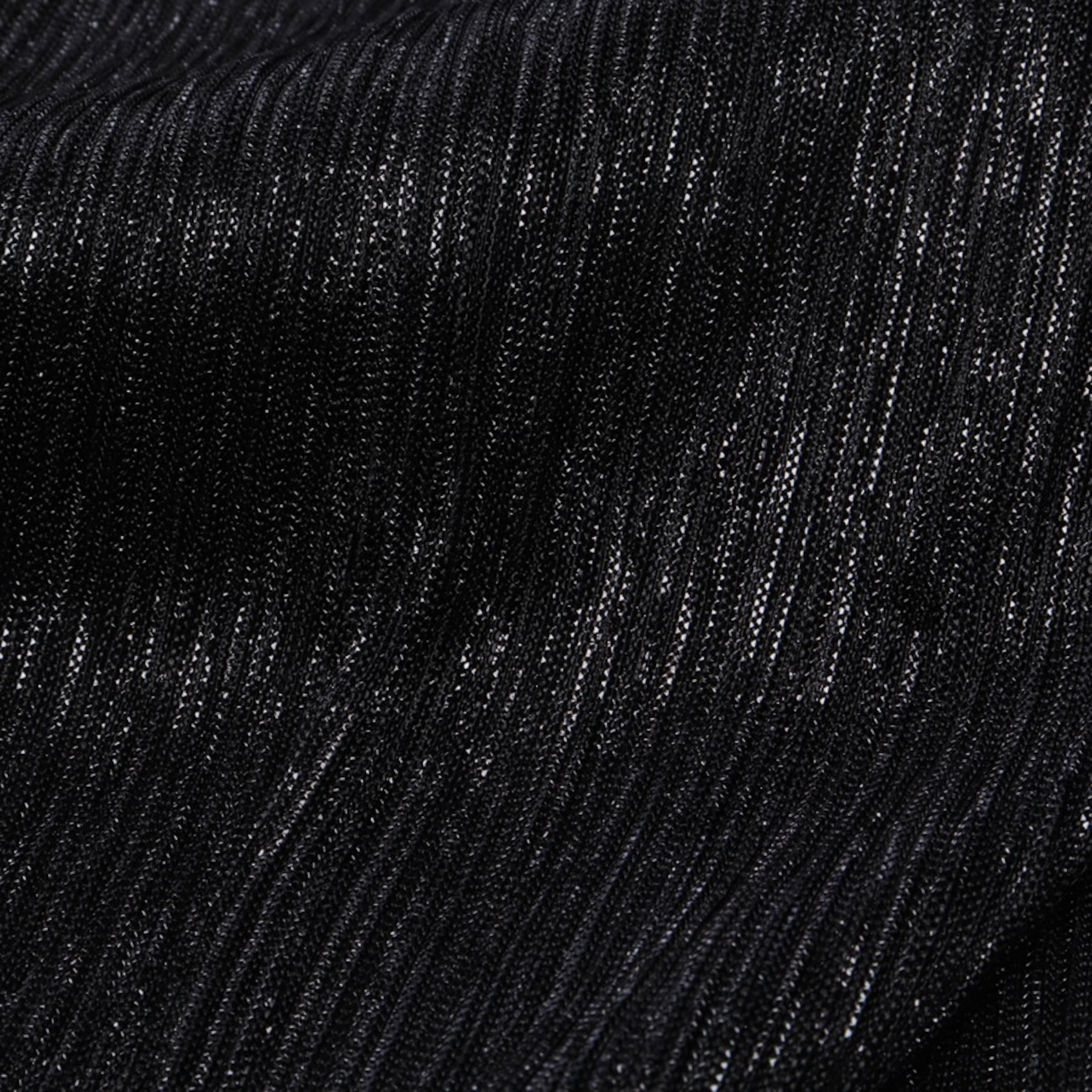 Étoile Isabel Marant Faltenrock in 36 in schwarz / silber