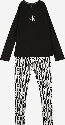 Calvin Klein Underwear Pajamas in Black