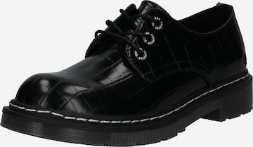 Dockers by Gerli Lace-up shoe in Black
