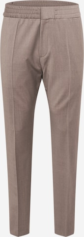 HUGO Hose 'Howard212X' in Braun