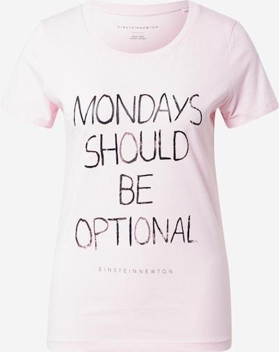 EINSTEIN & NEWTON T-Krekls, krāsa - rožkrāsas / melns, Preces skats