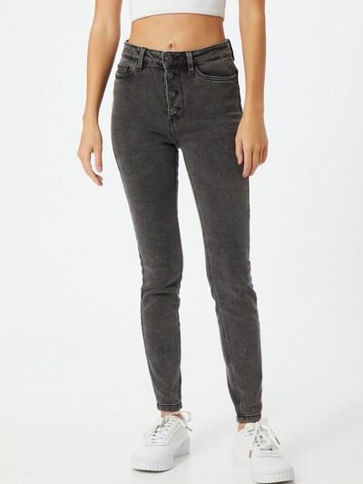 Noisy may Jeans 'Callie' in schwarz, Modelansicht