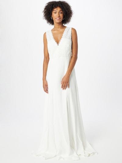 IVY & OAK Suknia wieczorowa w kolorze białym, Podgląd na modelu(-ce)
