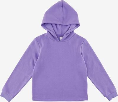 Little Pieces Sweatshirt 'Chilli' in helllila, Produktansicht