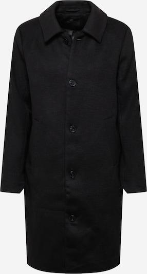 BRUUNS BAZAAR Prechodný kabát 'Aslan Mac' - čierna, Produkt