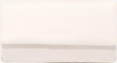 FREDsBRUDER Denarnica 'Heartbeat' | kremna barva, Prikaz izdelka